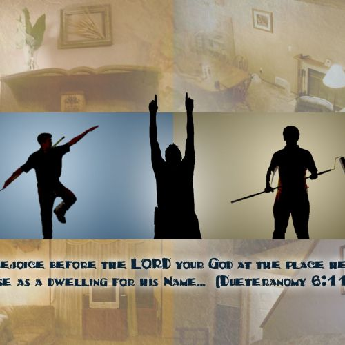 Deuteronomy 6:11a christian wallpaper free download. Use on PC, Mac, Android, iPhone or any device you like.
