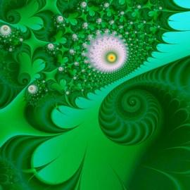 Digital Nature [3] Wallpaper