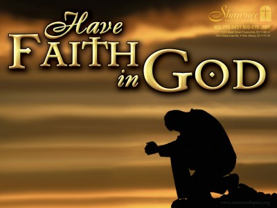 Faith in God Wallpaper - Christian Wallpapers and Backgrounds