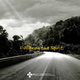 Following the spirit Wallpaper