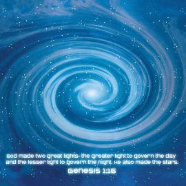 Genesis 1:16 Wallpaper