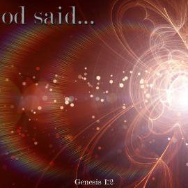 Genesis 1:2 Wallpaper