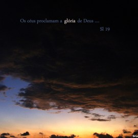 Glória de Deus Wallpaper