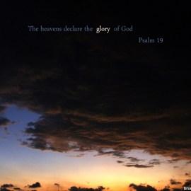 Glory of God Wallpaper