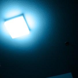 Glow Cold Wallpaper
