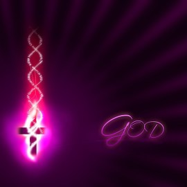 God and Cross Wallpaper
