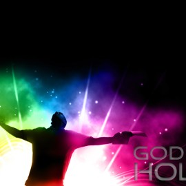 God is Holy Wallpaper