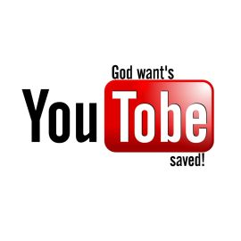 Gods want you to be saved Wallpaper