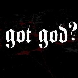 Got God? Wallpaper