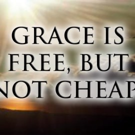 Grace is free Wallpaper