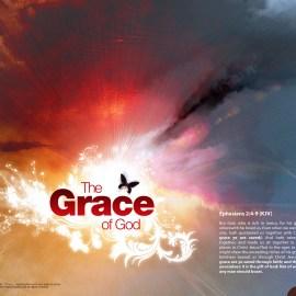 Grace of God Wallpaper