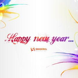 Great New Year Wallpaper