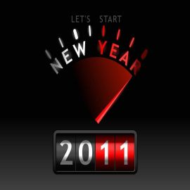 Happy New Year – Car Wallpaper