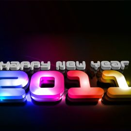 Happy New Year – Fun Wallpaper