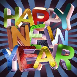Happy New Year – Good Wallpaper
