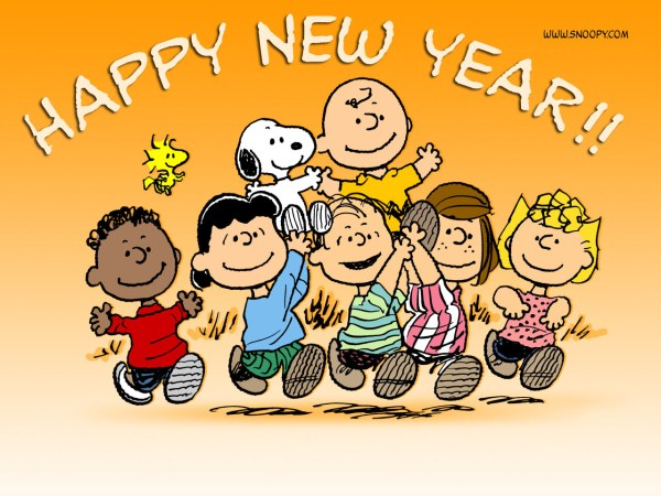 Happy New Year  Snoopy Papel de Parede Imagem. 1280 x 960.Free Happy New Year Clip Art.com