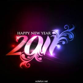 Happy New Year – Special Wallpaper