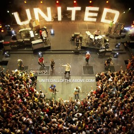 Hillsong United Show Wallpaper