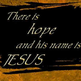 His name is Jesus Wallpaper