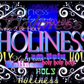 Holiness Wallpaper