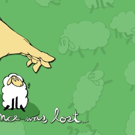 I Once Was Lost Wallpaper