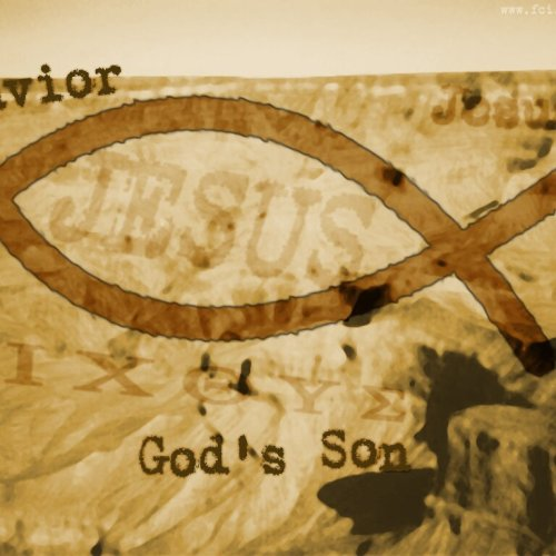 Ichtys christian wallpaper free download. Use on PC, Mac, Android, iPhone or any device you like.