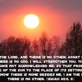 Isaiah 25:5-6 Wallpaper