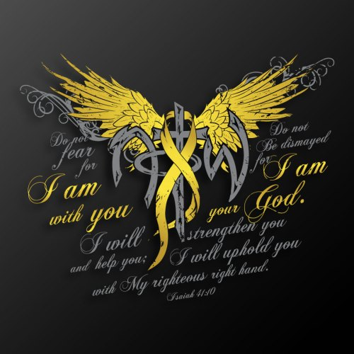Isaiah 41:10 christian wallpaper free download. Use on PC, Mac, Android, iPhone or any device you like.