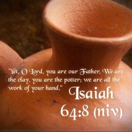 Isaiah 64:8 Wallpaper