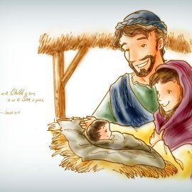 Isaiah 6:9 Wallpaper