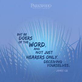 James 1:22 Wallpaper