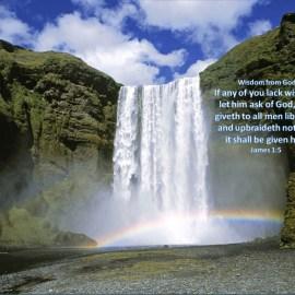James 1:5 Wallpaper