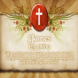 James 1:5 Wallpaper