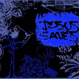 Jesus Saves 2 Wallpaper