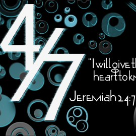 Jeremiah 24:7 Wallpaper