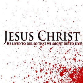 Jesus – live to die Wallpaper