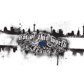 Jesus City Wallpaper