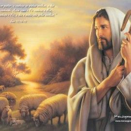 John 10:14-15 Wallpaper