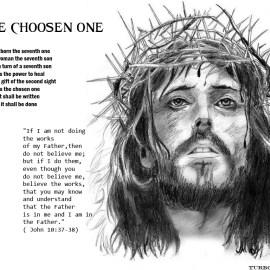 John 10:37-38 Wallpaper