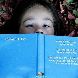 John 21:25 Wallpaper
