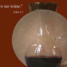 John 2:3 Wallpaper