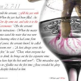 John 2:7-11 Wallpaper