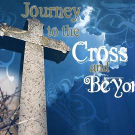 Journey to cross Wallpaper