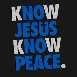 Know Jesus Wallpaper