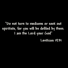 Leviticus 19: 31 Wallpaper