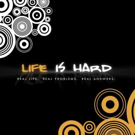 Life is Real Wallpaper
