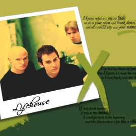 Lifehouse  #3 Wallpaper
