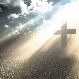 Lift Up The Cross Wallpaper