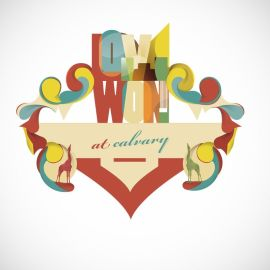 Love Won at Calvary Wallpaper