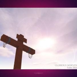 Luke 24:5-8 Wallpaper